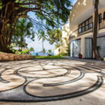 002 Garden Labyrinth