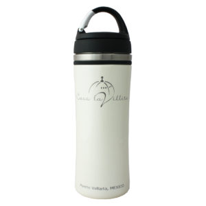 Casa la Villita Vacuume Thermos with Clip